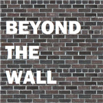 Image of a wall and text that reads