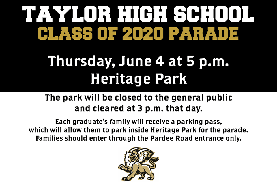 THS PARADE SLIDE